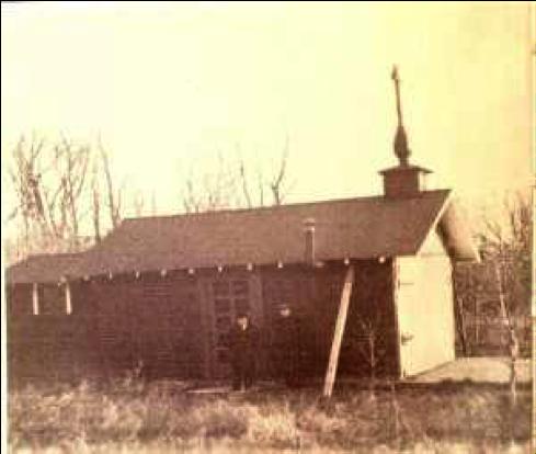 Kazan Church 1942